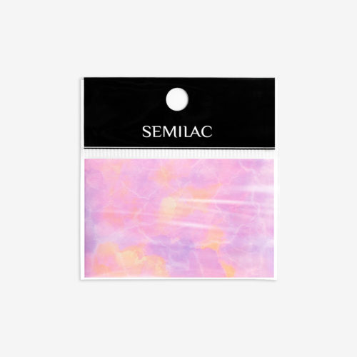 Semilac® Transfer Foil 11 Pink Marble
