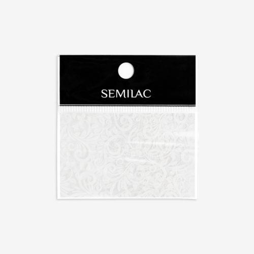 Semilac® Transfer Foil 13 White Lace