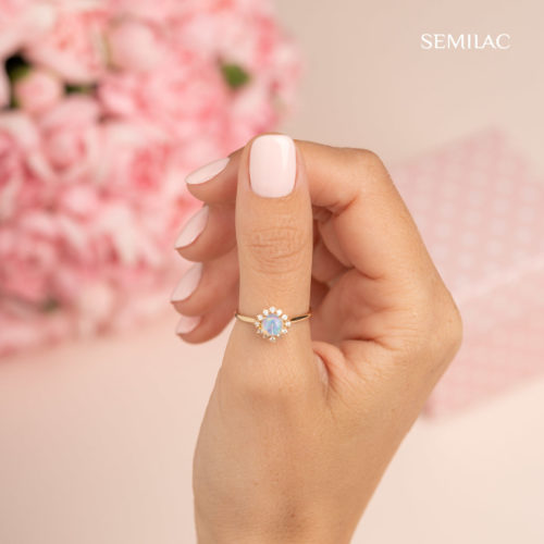 Semilac Bride In Powder 574 7ml.