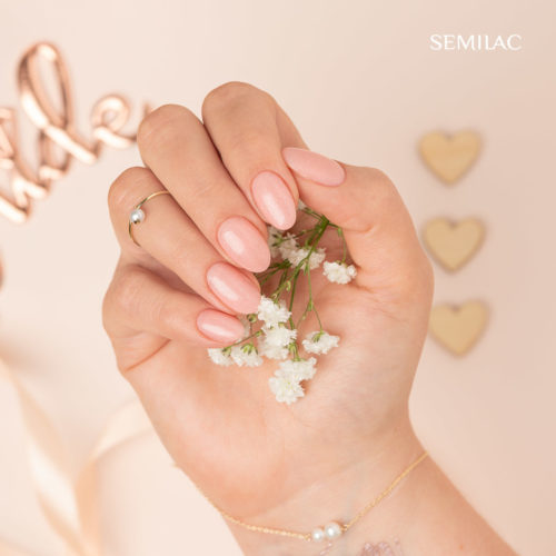 Semilac Bridesmaid In Rose 576 7ml.