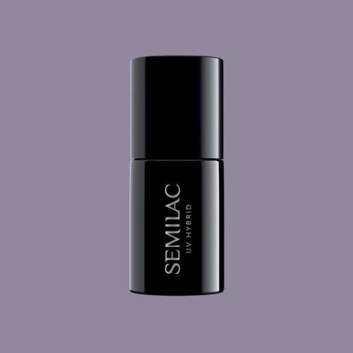 Semilac Dusty Purple 374 7ml.
