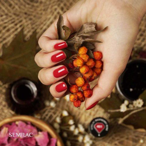 Semilac Raspberry Wine 401 7ml.