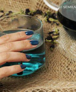 Semilac Blue Tea 406 7ml.